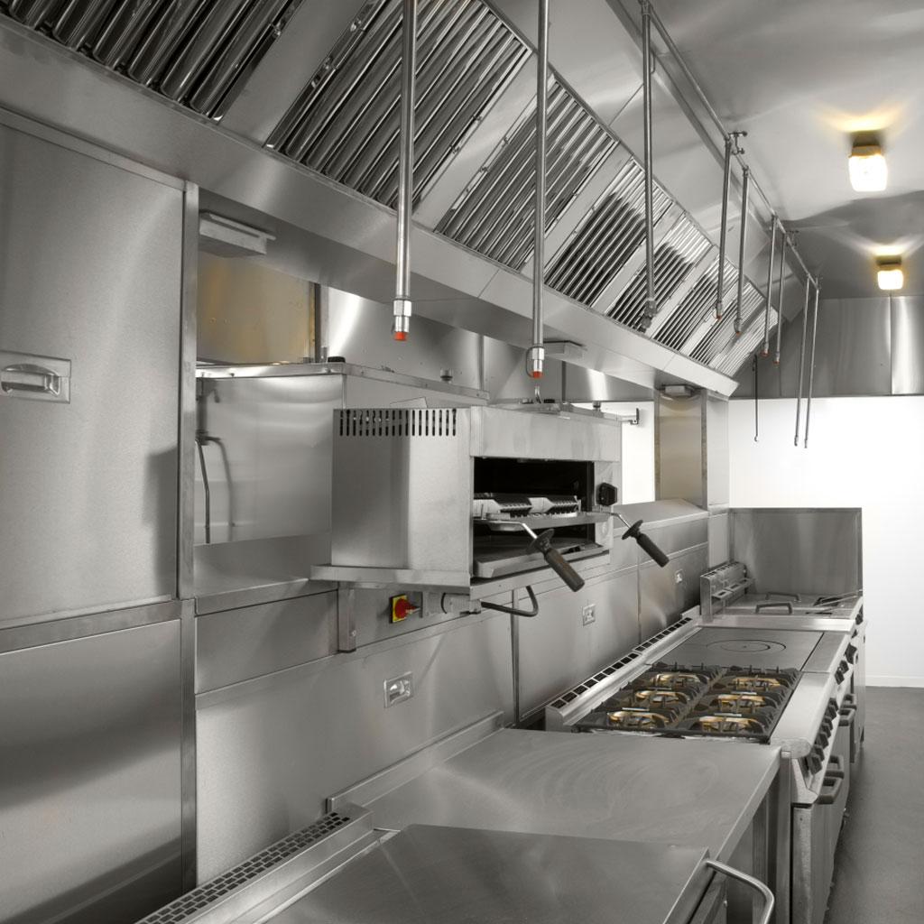Fireplace Near Kitchen: Fire Extinguisher Servicing & Supply